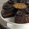 Chocolate Mousse Torte Cake1